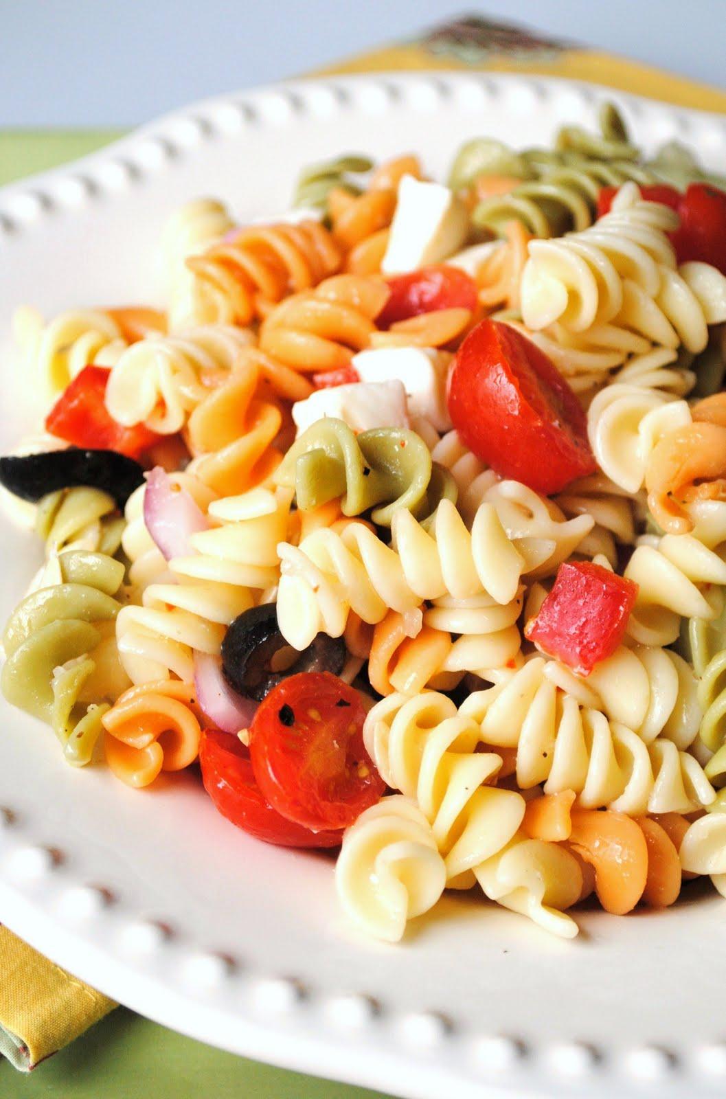 Recipe Of The Week Summer Pasta Salad Fundcraft