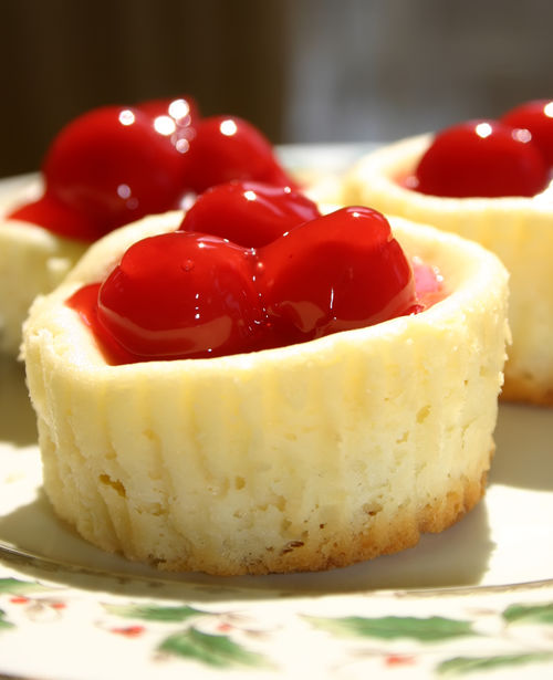 Recipe of the Week: Mini Cheesecakes | Fundcraft